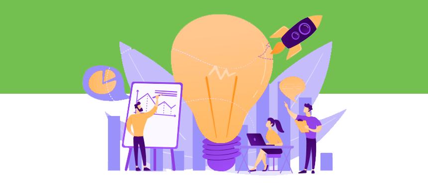 Faça seu planejamento de marketing digital em 5 passos.