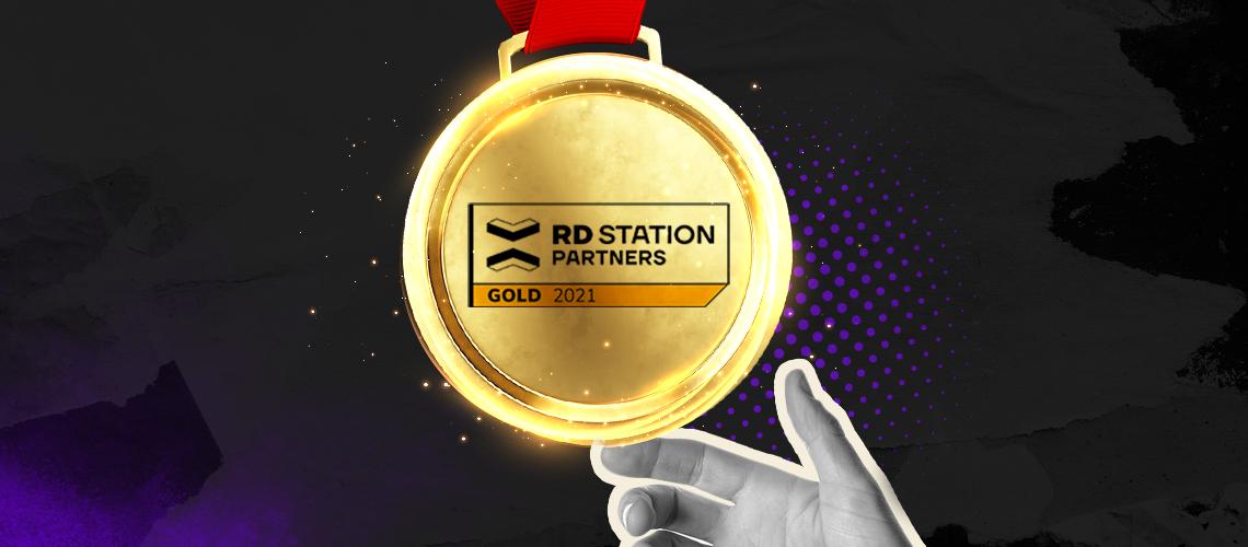 WFerraz Marketing - Agência certificada RD Station Gold